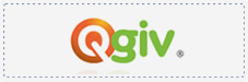 Qgiv donation button
