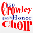Crowley School District Honor Choir logo